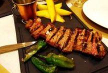 Carnes & Pescados {SinGlutenPorFavor} / Diversos platos de carnes y pescados elaborados sin gluten en los restaurantes que he visitado.