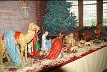 Kerst Stallen / Expositie in Klooster van de H.H. Martelaren van Gorkum te Brielle 19dec2015