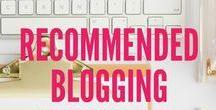 How to Make a Living from Blogging (and Online) / Want to learn how to create and build a business that lets you live where and how you want? Try blogging! Whatever you need to know you'll find here.