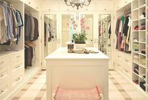 Home: Walk in closet