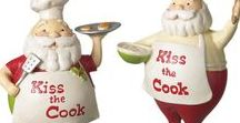 Salute The Chef Kitchen Christmas Tree / A kitchen Christmas tree will bring smiles for the entire family!
