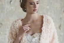 my dream Ruche bridal set