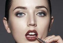 Beauty / Beauty, Cosmetics, Make-up, Editorials, Hair, Up-Dos