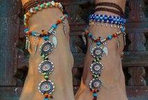 ~  Barefoot Sandals ~