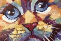 ~  Cat Art ~