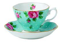 ~  Tea Cups  & Mugs ~