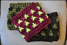 Super Bulky! / We're dreaming about things to make from Madelinetosh's ASAP and Malabrigo Rasta.
