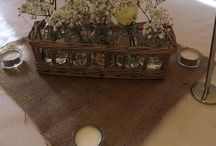 Shabby chic weddings / Vintage and shabby chic wedding items for your big day!