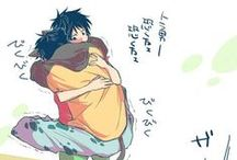 Lawlu / The cutest couple ever shipped!! / by Monkey D. Luffy