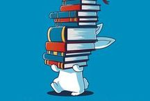 Books / Never stop reading!!!