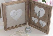 Photoframes / Lots of delightful photo frames for all kinds of decor