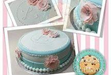 Cookie Buttons Cakes - Buenos Aires / Fotografías de algunas de nuestras tortas, todas hechas con azúcar, color y mucho amor y dedicación para ofrecerles siempre lo mejor