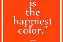 ~ Colour Trends ~