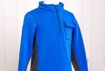Boys Cirque Quarter Zip Active Fleece / The classic Cirque active fleece is a timeless piece which offers comfortable style and casual coolness. Available in sizes 2T-5T.