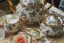 Fine China, Tableware and Teaware.