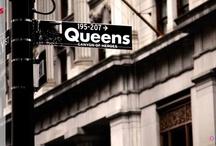Diseño web para Agencia Queens / Diseño y desarrollo de página web para la Agencia de publicidad y eventos Queens. Montada en HTML5 y Javascript.  Incluye una versión para iPad.