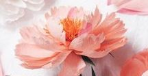 DIY Blumen ★ Flower Crafting / Blumen selber machen aus Papier und anderen Materialien.