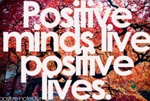 stay positive with us
