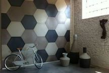PATTERNED FLOORS AND WALLS