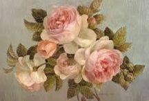 Roses round my door