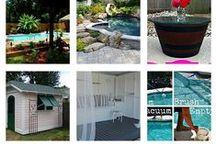 *Pool Care & Fun Stuff / by Denise Callahan