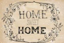 """Sweet Home / Quelle case lucide e brillanti tutte """"spic-e-span"""",che,senza cani,gatti,polvere e ragnatele,ricordano delle sale operatorie..."""