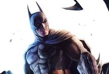 Batman One / by Phil Heggs