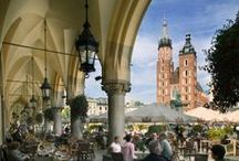 Poland - Krakow and Area / by Frania