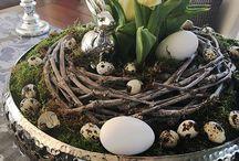 Ostern ★ Easter Inspiration / Deko, Rezepte und schöne Bastelideen zu Ostern. Hier findest du Inspirationen.
