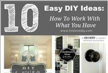 DIY All Rooms