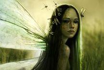 Fairy / Духи природы, феи | Fairy, spirits of nature
