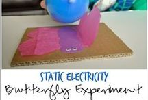 Math & Science Fun / Math and Science crafts and activities for the whole family.