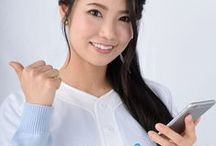 Asuka Kuramochi / Born September 11, 1989 in Kanagawa Prefecture, Japan. Is a singer, actress, and ex-member of the idol group AKB48.