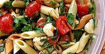 Salate ★ Salads / Leckere Salate für ein tolles Abendessen, Deine nächste Grillparty oder zum Mitbringen für das Fest in der Schule!
