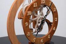 Hear a clock