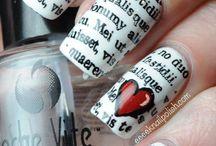 MODA / Nail art ecc