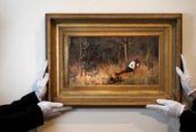 Wattle + Australian Art