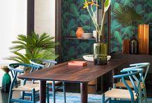 Living Room / Living room inspiration for a calm home.