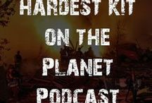 The Hardest Kit on the Planet Podcast / This is the Hardest Kit on the Planet Podcast. In this podcast we interview some the hardest people and companies on the planet. Some of the people we interview are adventurers, explorers, preppers, bushcrafters, survivalist, knife makers and some of the worlds biggest brands.