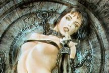 Luis Royo / +18 Illustrations by Luis Royo