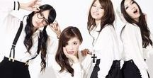 SCANDAL / Is an all-female Japanese rock band from Osaka