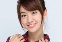 Yuko Oshima / Born October 17, 1988 in Tochigi Prefecture) is a former member of Japanese idol girl group AKB48, of which she was the captain of Team K.