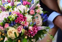 Bouquets / Wedding floral bouquet, made in Italy.