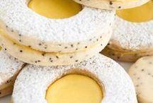 Kekse Rezepte ★ Cookies / Leckere Kekse, die man nicht nur zu Weihnachten backen sollte.