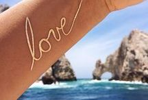 Tatoo gold&silver / Style summer