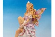 Faerie Poppets 3 / クリサリスコレクション妖精たちのシリーズから、宝石やクリスタルの妖精、子どもたちの妖精、ダブルフェアリーをご紹介します。