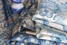 Fabrics / by Robin