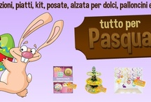 Festa Pasqua / Ecco idee e suggerimenti per organizzare una festa di Pasqua! Vieni a trovarci su www.EccoLaFesta.it