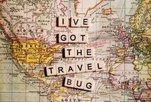 Travel Inspiration / Stuck in a travel rut? Check out these awesome links and plan your next big adventure.