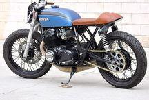 Cafe Racer Motorcycles / by Abel RamirezRivero